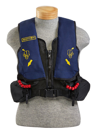 Life Vest, X-BACK BASIC - Jackets, Coveralls & Vests - Life Support International, Inc.