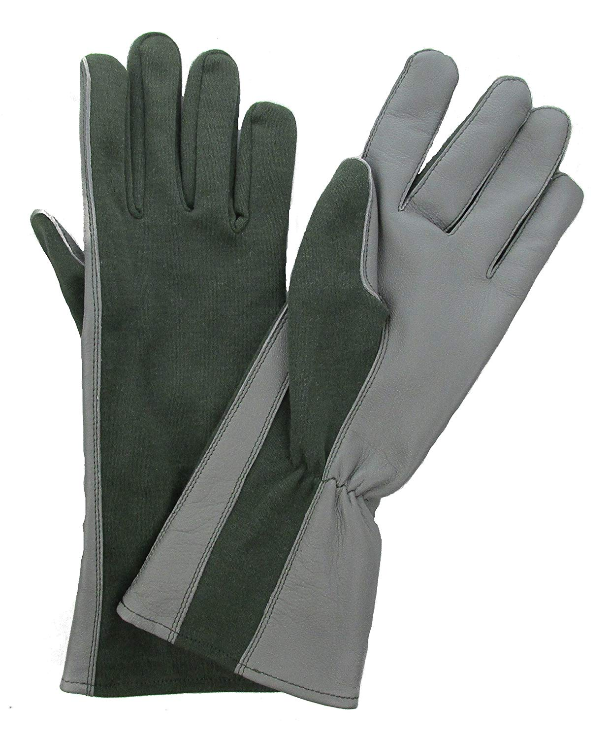 MILITARY FLYERS  NOMEX GLOVES SUMMER GS//FRP 2 SZ 5 NEW