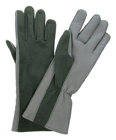 Flight Gloves, GS-FRP-2TA, Double Stitched - Accessories - Life Support International, Inc.