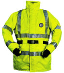 Flotation Coat, ANSI High Visibility :: MC1504 T3 - Jackets, Coveralls & Vests - Life Support International, Inc.