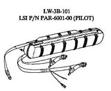 Parachute, LW-3B - Ejection Chutes - Life Support International, Inc.
