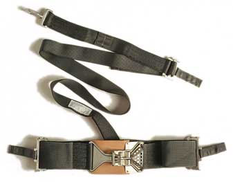Belt, Hoist Operator's (Gunner's) Restraint - Belts & Harnesses - Life Support International, Inc.