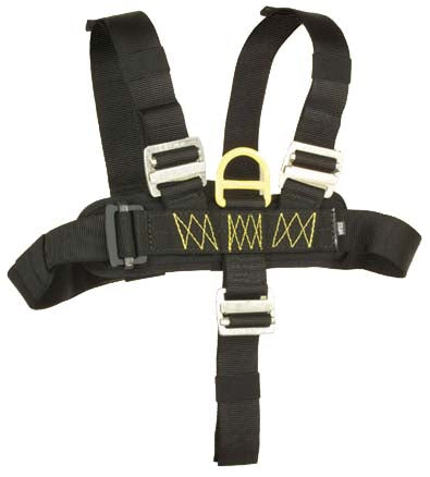 Harness, NFPA Full Body Chest - Belts & Harnesses - Life Support International, Inc.