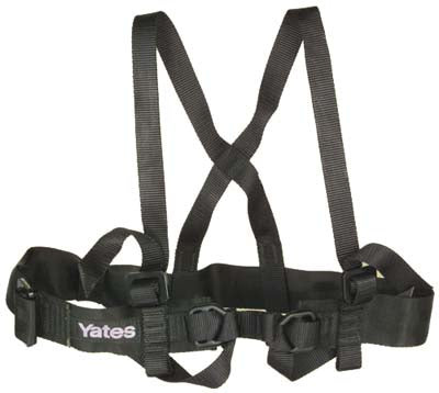 Harness, Rescue, Chest - Belts & Harnesses - Life Support International, Inc.