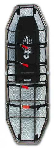 Litter, Pro Series 2-Piece, Titanium - Backboards & Litters - Life Support International, Inc.