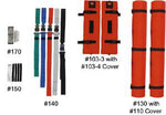 Flotation Kit with Litter Hoisting Sling - Backboards & Litters - Life Support International, Inc.
