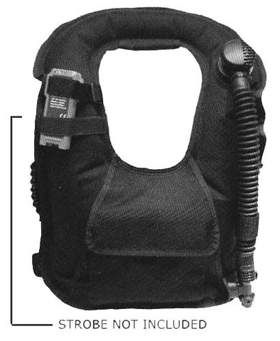 Swimmers Vest, Rescue - Dive Rescue Swimmer - Life Support International, Inc.