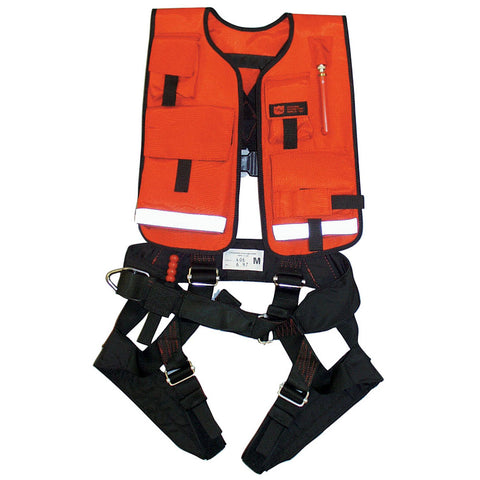 Rescue Swimmer Harness, TRI-SAR - Belts & Harnesses - Life Support International, Inc.