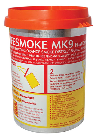 Smoke, Lifesmoke MK9 - Signaling - Life Support International, Inc.