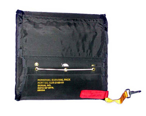 Survival Kit, PSP - Integrated Seat-Life Raft (Cushion Insert) - Life Raft Accessories - Life Support International, Inc.