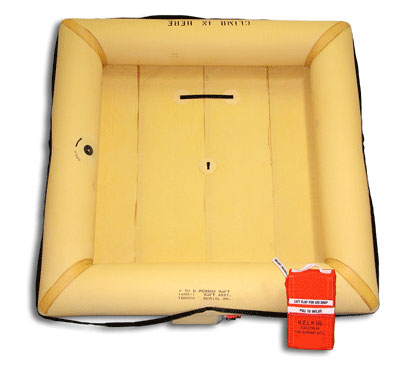 HELP™ Emergency Flotation Platform - Life Rafts - Life Support International, Inc.