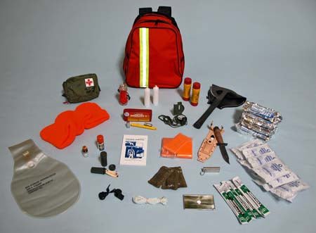 Survival Kit, Aircrew 4-6 Man Overland (USFS) - Survival Kits - Life Support International, Inc.