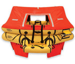 Life Raft (T11AS), FAA Type I, 11-Man - Life Rafts - Life Support International, Inc.