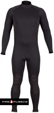 Jumpsuit, FIRE FLEECE™, Special OPS/SAR - Dive Rescue Swimmer - Life Support International, Inc.
