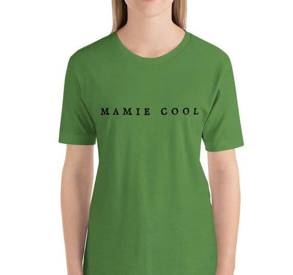 Mamie Cool T-shirt - Women's T-shirt from Ainsi Hardi Paris France