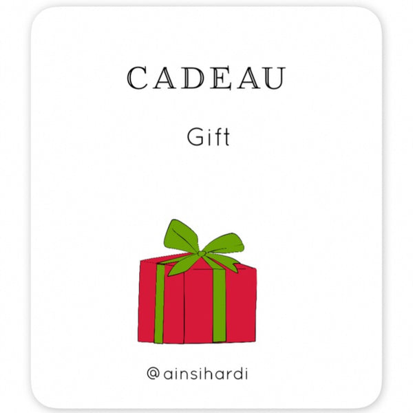 Christmas - FREE French | English Flashcards - Printable from Ainsi Hardi Paris France