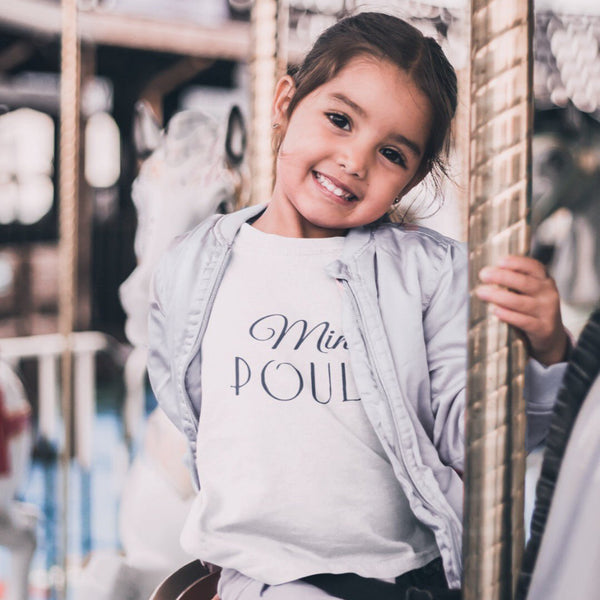 Mini Poule Children's T-shirt - Children's T-Shirt from Ainsi Hardi Paris France