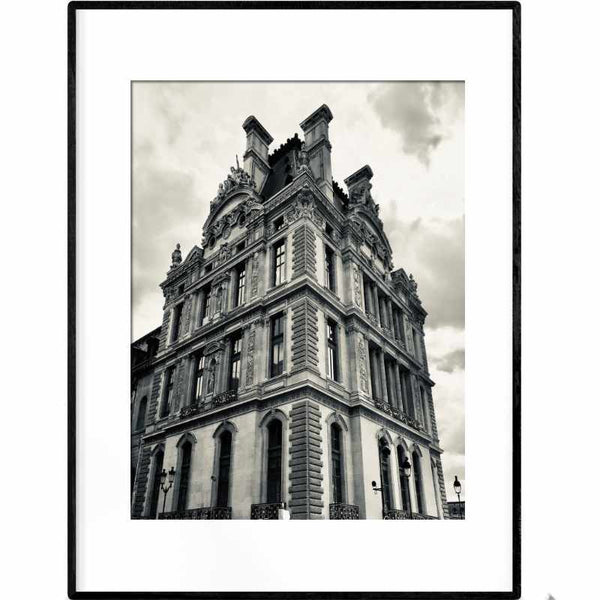 Le Palais | Photography Print - Poster from Ainsi Hardi Paris France