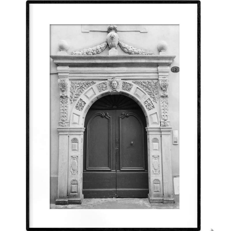 French Doors | Photography Print - Poster from Ainsi Hardi Paris France
