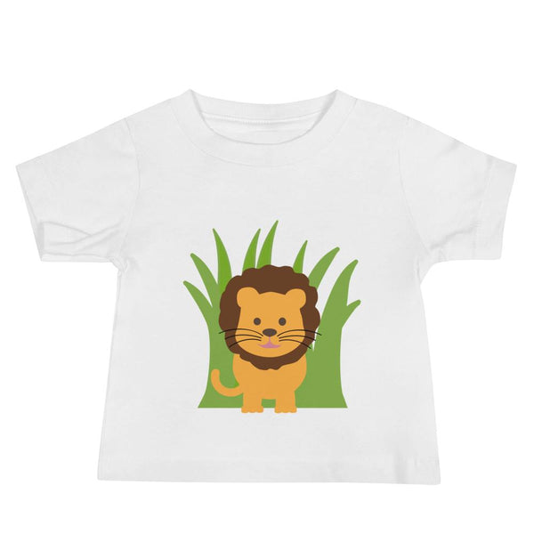 Little Lion Children's T-shirt - Children's T-Shirt from Ainsi Hardi Paris France