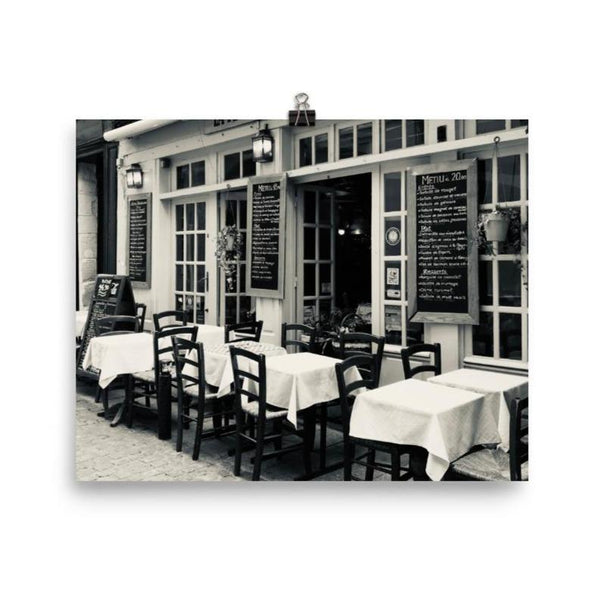 French Brasserie | Photography Print