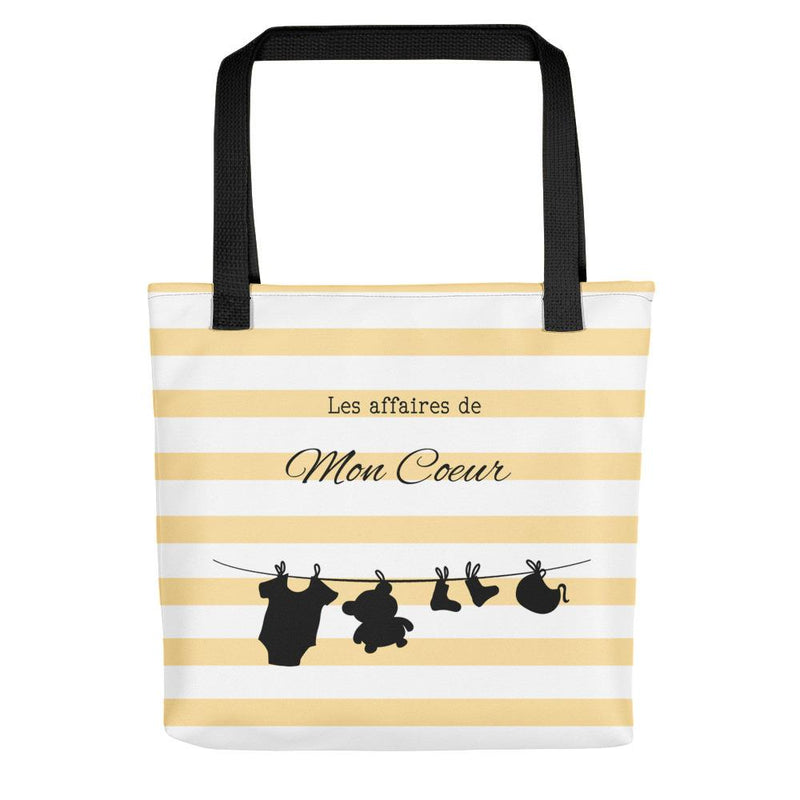 The Affairs of My Heart | Tote Bag - Tote bag from Ainsi Hardi Paris France