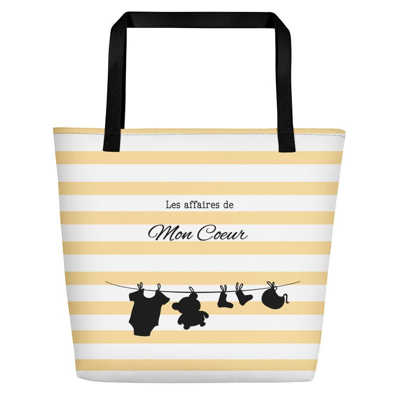 The affairs of my heart Tote Bag - Tote bag from Ainsi Hardi Paris France