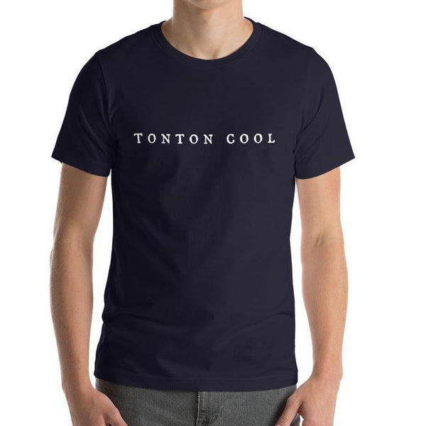 Tonton Cool Uncle T-shirt - Men's T-Shirt from Ainsi Hardi Paris France