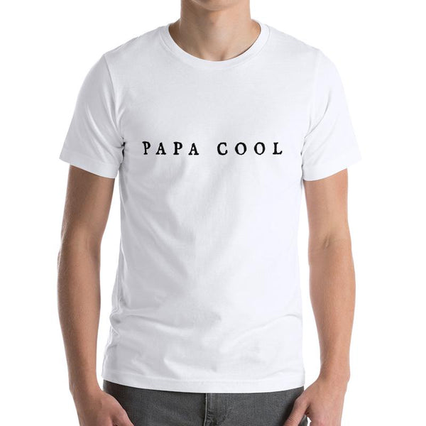 Papa Cool T-shirt - Men's T-Shirt from Ainsi Hardi Paris France