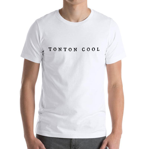 Tonton Cool Uncle T-shirt - Men's T-Shirt from Paris France