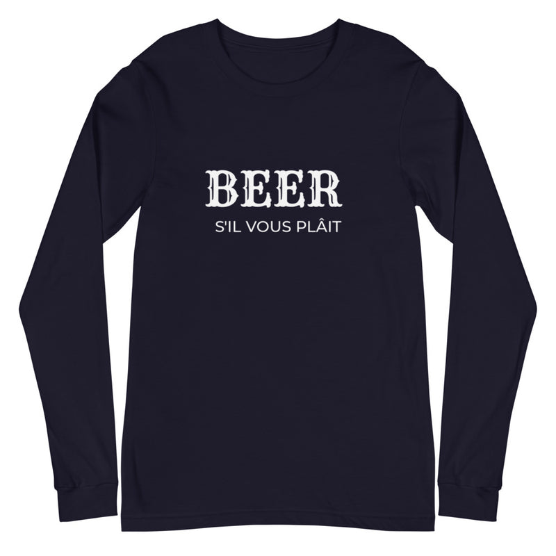 Beer Please | Women's Long Sleeve T-Shirt