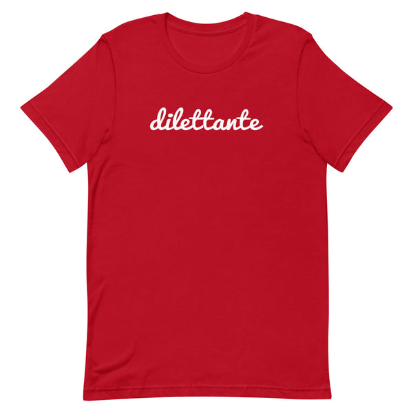 Dilettante T-shirt - Women's Short-Sleeve T-Shirt