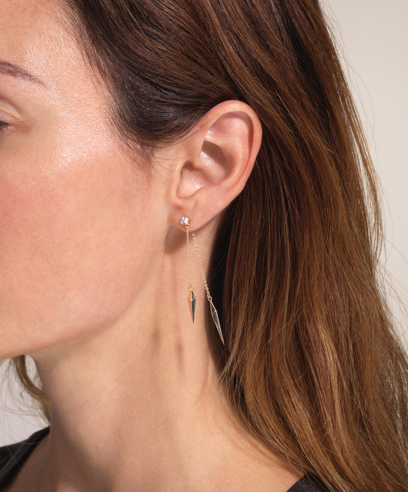 Hourglass Earrings