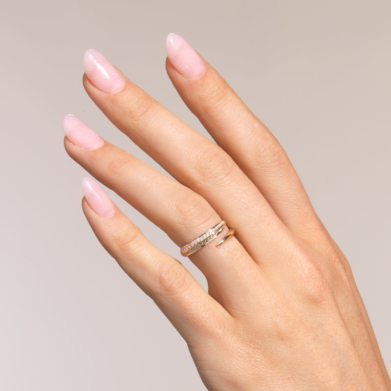 Pave Felix Ring