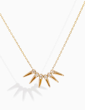 Star Point Necklace