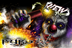 Darkside Studios Arts Pyro Graphics Wraps