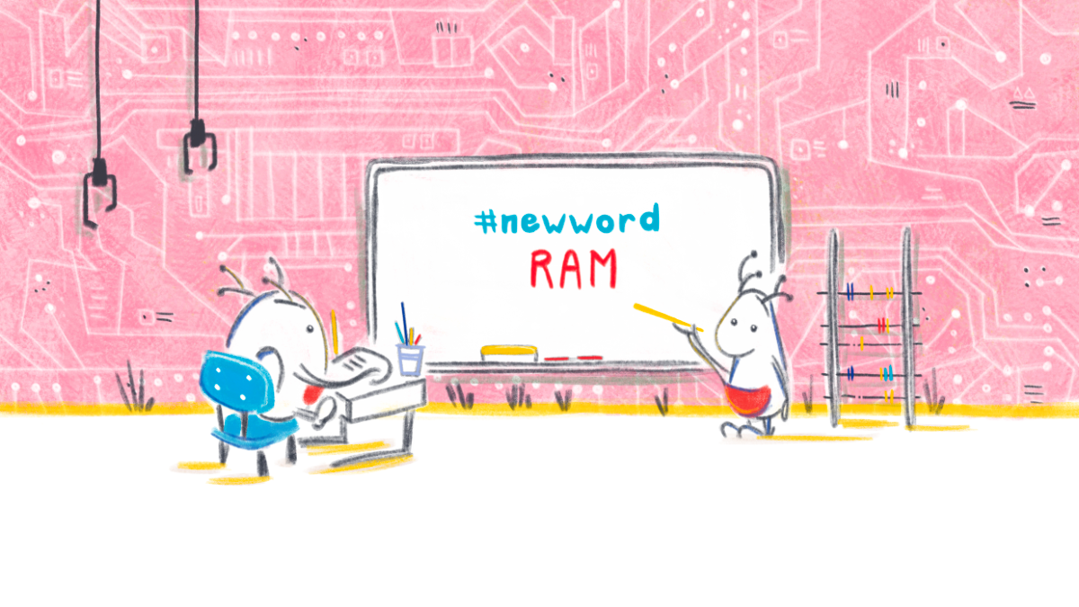 What is the RAM?