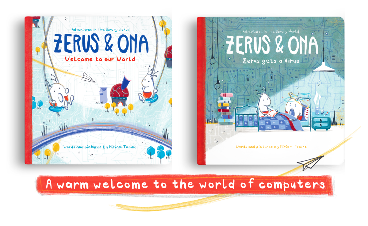 zerus and ona computer basics for kids