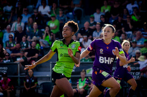 Canberra United W-League host Perth - Round 1
