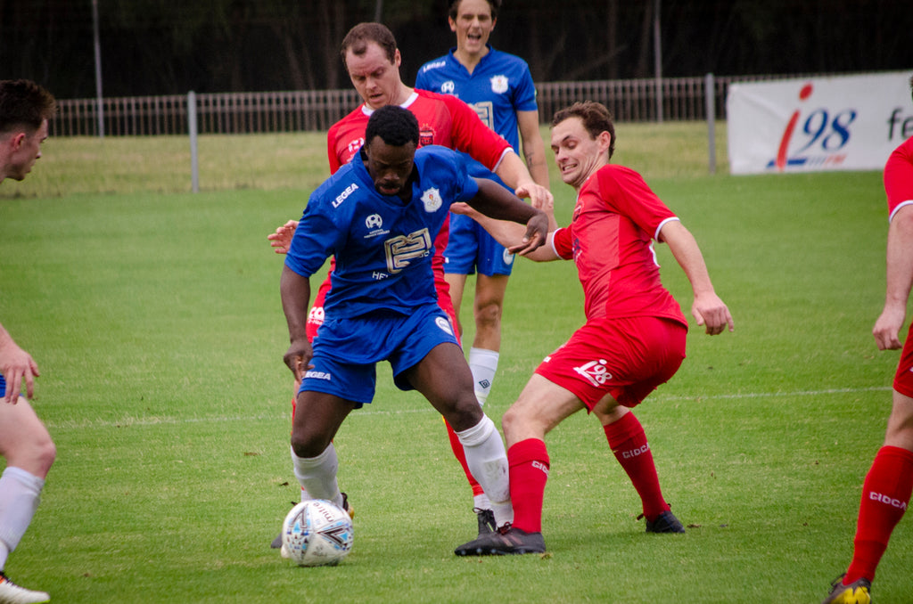 NPL Finals - Canberra vs Wollongong!