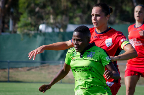 Canberra United W-League fooball soccer