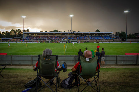 Football Soccer Queanbeyan Canberra United