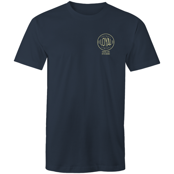 Loyal Badge t-shirt - Adult