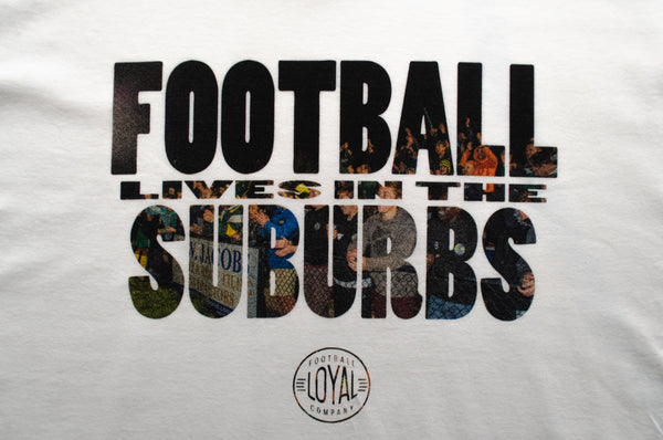 Matchday Two Womens T-Shirt - Football Lives in the Suburbs