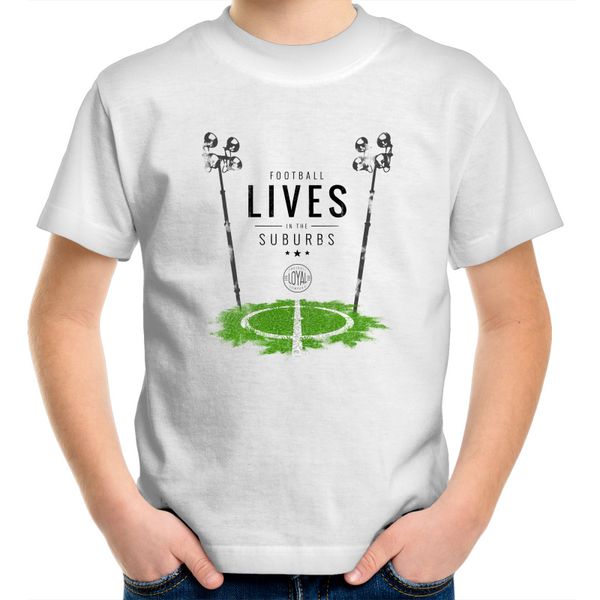 Suburban Turf Kids T-Shirt