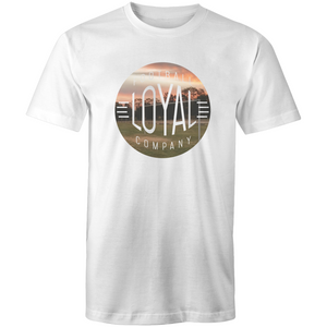 Summer Sunset Adults T-Shirt