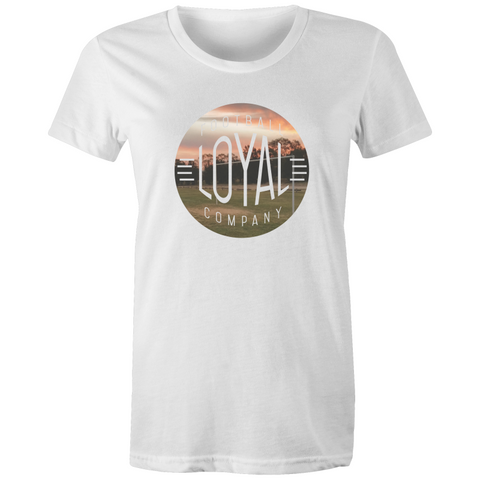 Summer Sunset Women's T-Shirt