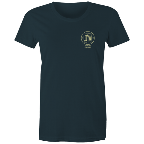 Loyal Badge t-shirt - Women