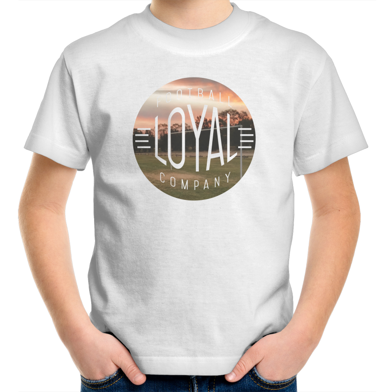 Summer Sunset Kids T-Shirt