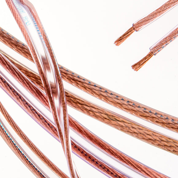 Hi-Fi Speaker Cable - Oxygen Free Copper